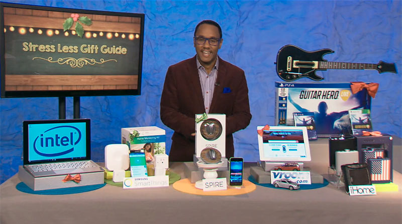 Co-op Satellite Media Tour with Mario Armstrong