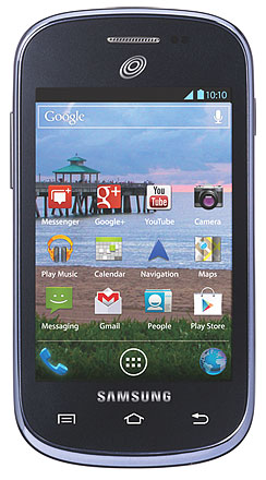 Tracphone Android Smartphone